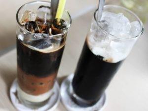 Cà phê mà người Việt vẫn thường uống chủ yếu là cà phê pha lẫn tạp chất